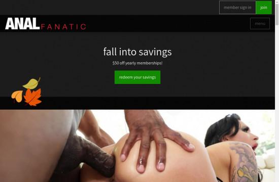 anal fanatic