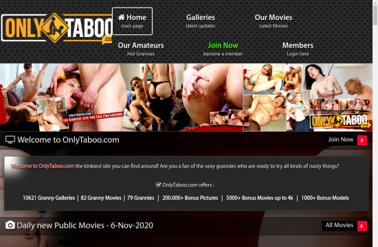 only taboo