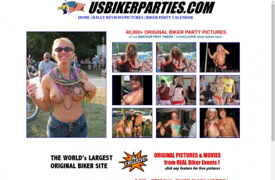 us biker parties