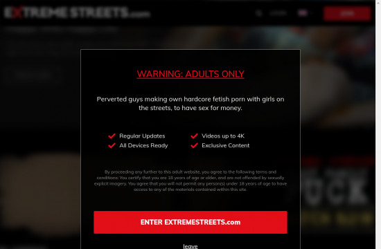 extreme streets