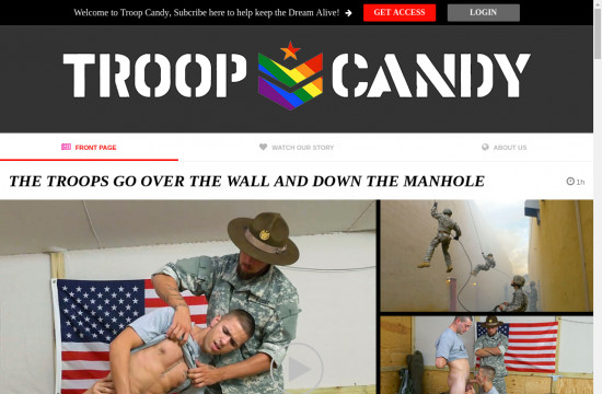 troop candy