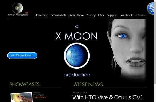 x moon productions