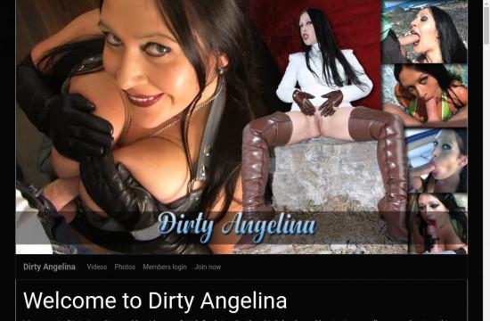 dirty angelina